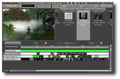 Lives Video Editing System Because The Media Should Be Open